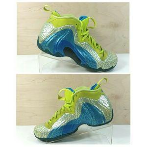 Nike Air Flightposite Exposed Basketball Shoes